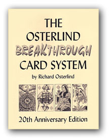 Osterlind Breakthrough Card System - 20th Anniversary Edition